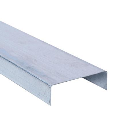 3m Perfil U 2x4x0,85 Metalcon estructural