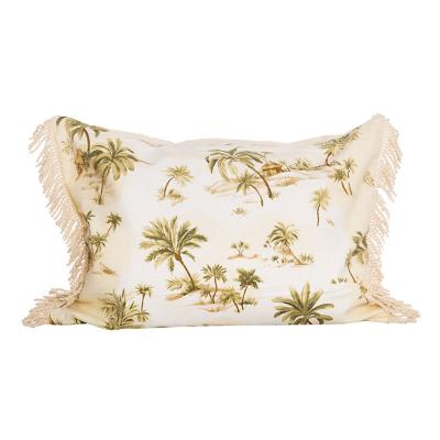 Cojín palmeras 40x60 cm
