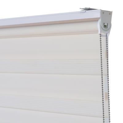 Cortina enrollable sin cenefa 90x165 cm Beige