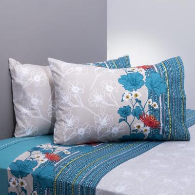Juego sábanas 144 hilos cinth multicolor 2 plazas