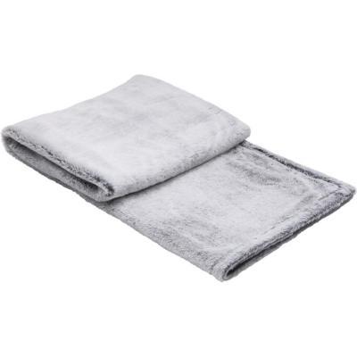 Manta piel 127x152 cm snuggly fog gris