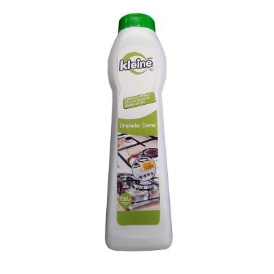 Limpiador crema