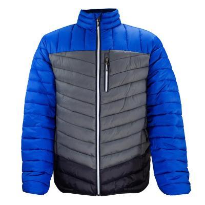 Parka hombre azul/gris TM RDL Super Dry
