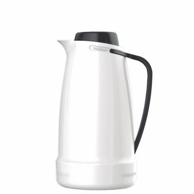 Termo dama 1 litro blanco