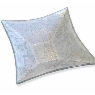 Bowl vidrio cuadrado