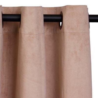 Cortina felpa new velvet 140x220 cm beige