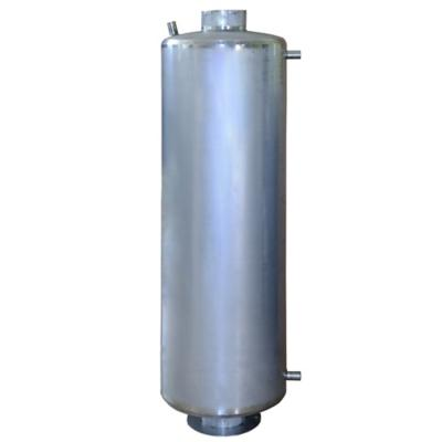 Termo cañón galvanizado 100 litros