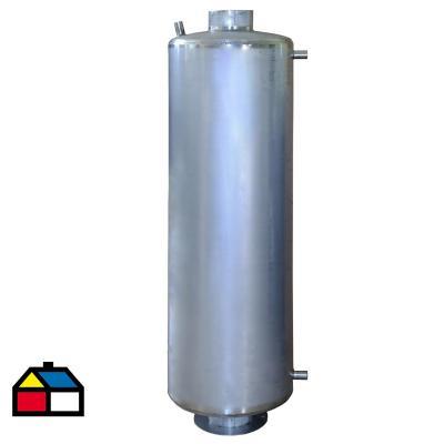 Termo cañón galvanizado 70 litros