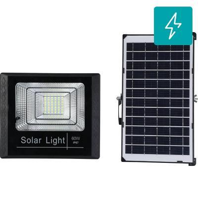 Reflector solar con sensor de movimiento 60W