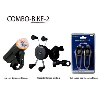 Ciclismo pack led & stand n°2