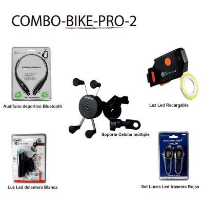 Ciclismo pack intermedio circular