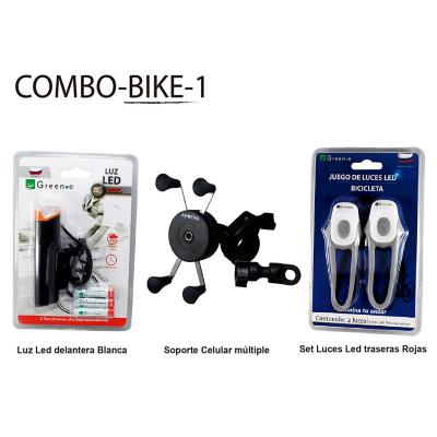 Ciclismo pack led & stand