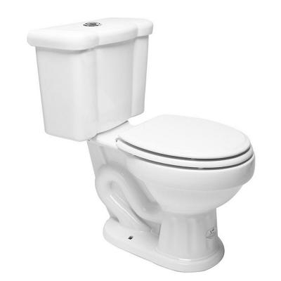 Toilet Colonial Boton Superior