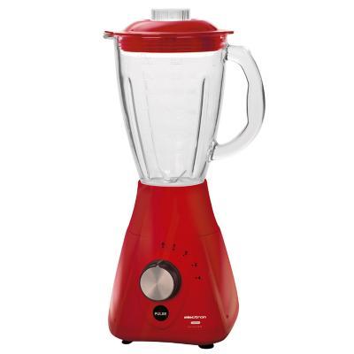 Licuadora 1,5 litros roja