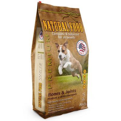 Alimento premium perros adulto 15 kg carne