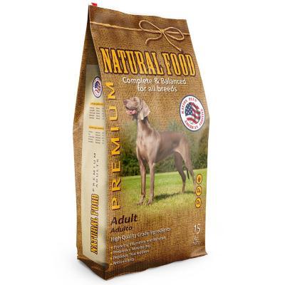 Alimento perro adulto 15 kg carne