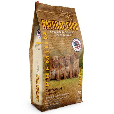 Alimento premium perro cachorro 10 kg carne