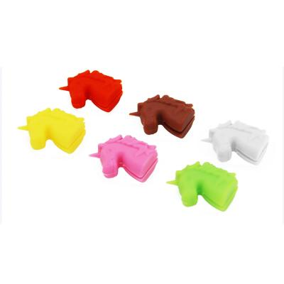 Set marcadores unicornio 6 piezas