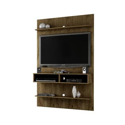 "Mueble panel tv 47"" vega rústico 181x115x30 cm"