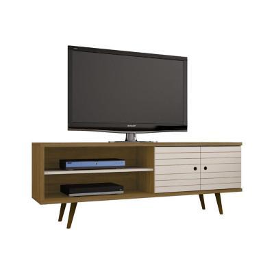 "Rack tv 70"" onix canela 65x160x39 cm"