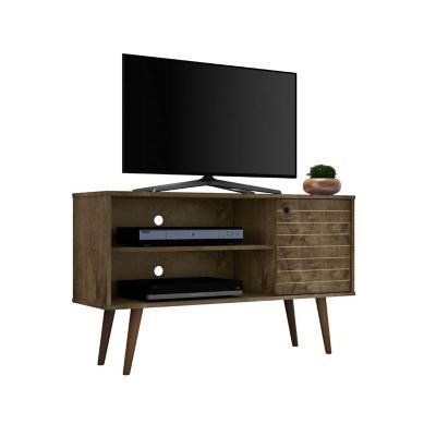 """Rack tv 42"""" jade rústico 66x108x36 cm"""
