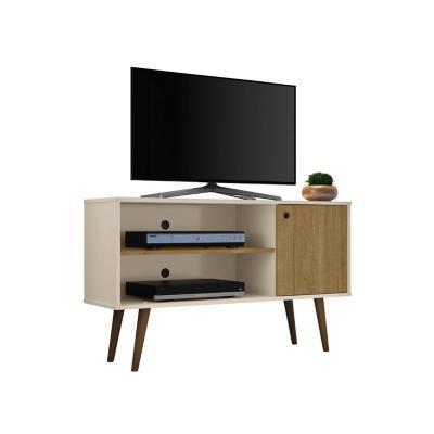 "Rack tv 42"" jade blanco invierno 66x108x36 cm"
