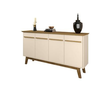 Buffet bar opala canela 84x160x38 cm