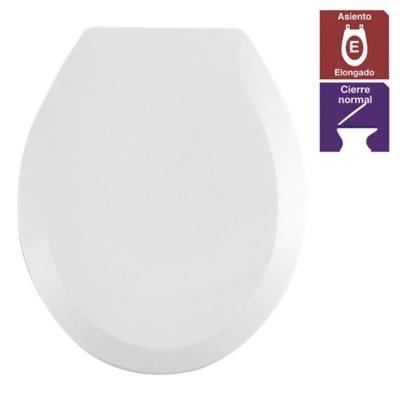 Asiento y tapa para wc