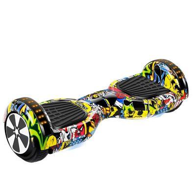 Hoverboard patineta eléctrica graffiti