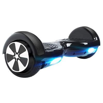 Hoverboard patineta eléctrica negro