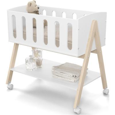 Cunacolecho escritorio 2en1 96x91x57 cm blanca