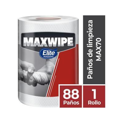 Paño maxwipe Max70 88 hojas