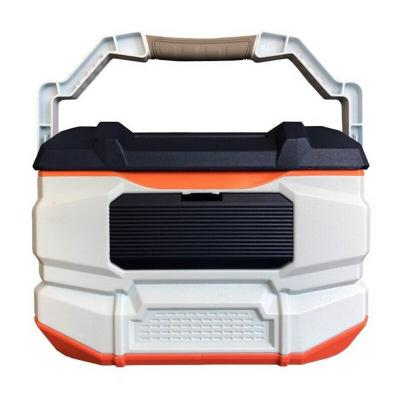 Cooler box 15l outdoor gris