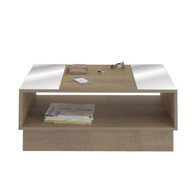Mesa de centro detroit pino 59x35,5x90,5 cm