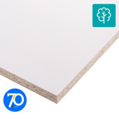 Melamina Blanca 15 mm 183 x 250 cm