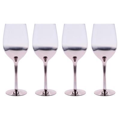 Juego copas tornasol vino blanco 4 piezas