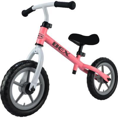 Bicicleta de equilibrio rosada