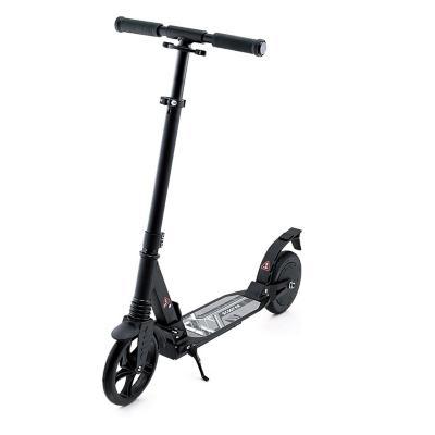 Scooter eléctrico 4hrs negro aro 8.5