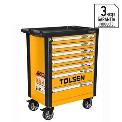 Carro de herramientas metálico 125 kg
