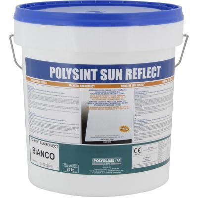 Impermeabilizante elástico blanco 20 kg