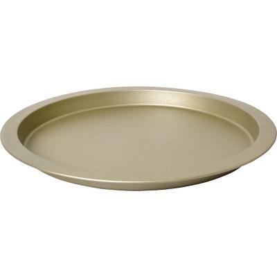 Molde pizza 32 cm non stick gold