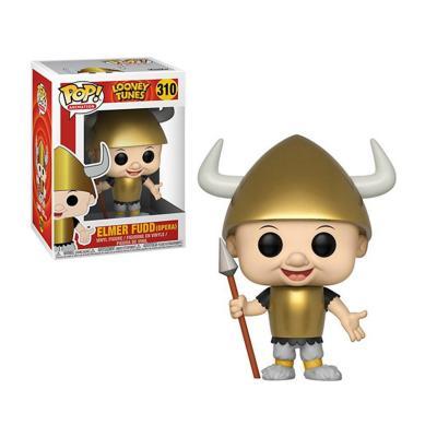 Figura pop elmer fudd (vikingo) - looney tunes