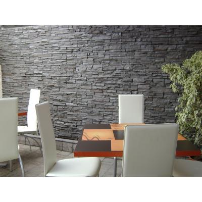 Piedra reconstituida Tungurahua gris, 0,25 m2