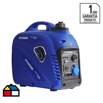 Generador eléctrico inverter a gasolina 2750W