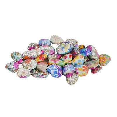 Piedras decorativas surtido color 900 gr