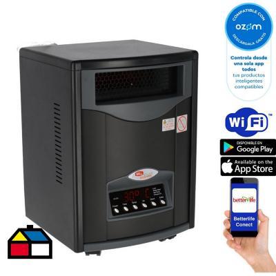 Estufa infrarroja uv wi-fi smarthome 70 m²