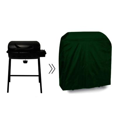 Funda cobertor para parrillas 68x68x76 cm verde