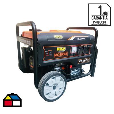 Generador eléctrico a gasolina 2700W