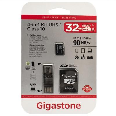 Memoria micro sd 4 en 1 32 gb