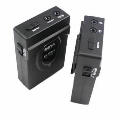 Micrófono inalámbrico para cámaras by-wm5